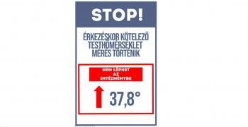 Testhőmérséklet mérés október 1-től